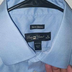 16 - 34/35 Pronto Uomo dress shirt